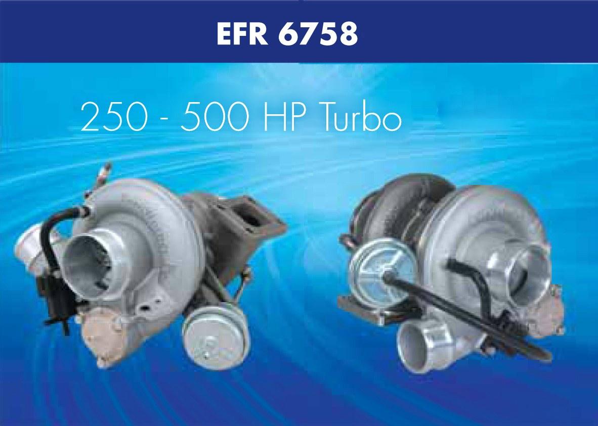 Turbosprężarka Borg Warner EFR-6758 - GRUBYGARAGE - Sklep Tuningowy